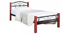 Кровати металлические одноярусные, односпальные кровати