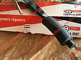 Ручка важіль ручного гальма Ваз 2108,2109,21099 ВІС зі шпилькою, фото 2