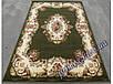 """Синтетический  прямоугольный ковер """"Плетение""""  Lotos Karat , цвет зеленый, фото 3"""