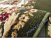 """Синтетический  прямоугольный ковер """"Плетение""""  Lotos Karat , цвет зеленый, фото 4"""