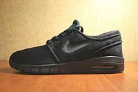 Мужские кроссовки Nike SB Stefan Janoski Max BLACK