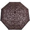 Зонт женский компактный автомат ZEST (ЗЕСТ) Z24759-3 Антиветер Коричневый