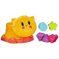 Playskool Play Развивающая игрушка-сортер Stow Go Pop Up Shape Sorter