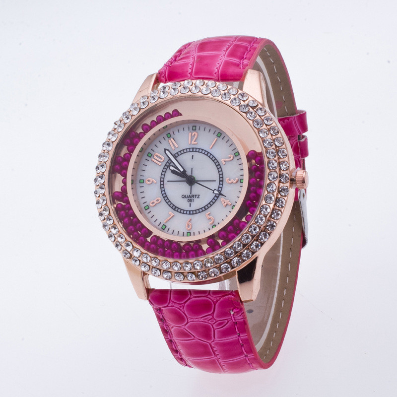 Часы наручные GoGame pink