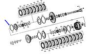 Кольцо ZF.0750112139