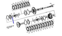 Кольцо ZF.0750112140
