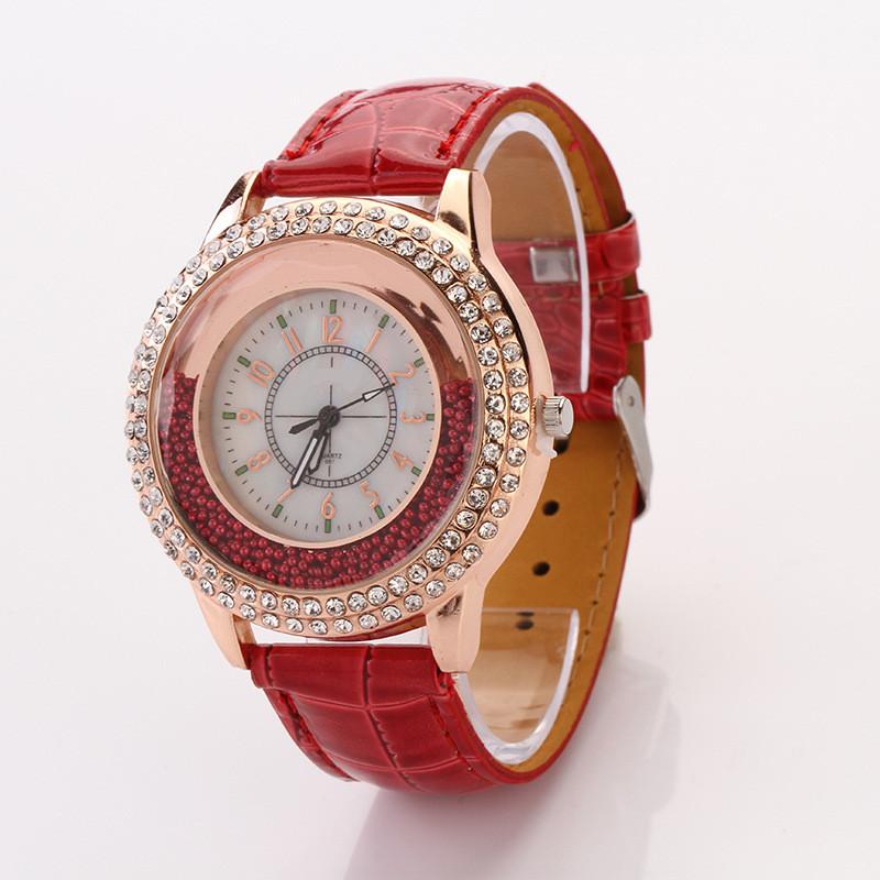 Часы наручные GoGame red
