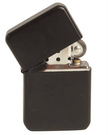 Зажигалка бензиновая (черная) Mil Tec Sturm, фото 2