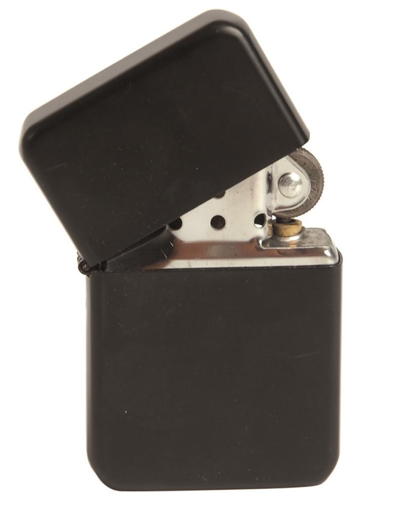 Зажигалка бензиновая (черная) Mil Tec Sturm
