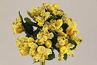 Тычинка искусственная желтая 5632-1-2-1