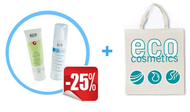 Набор для волос Эко косметикс