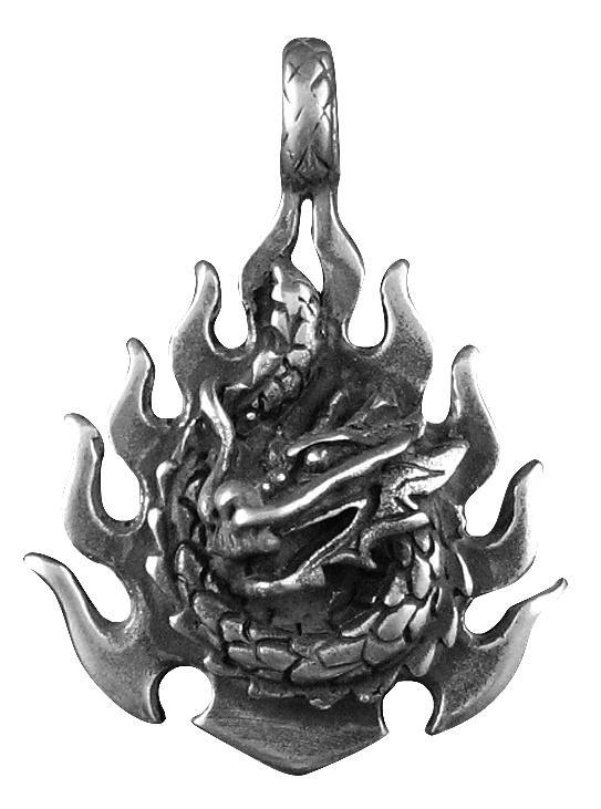 """Амулет """"Огненный Дракон"""""""