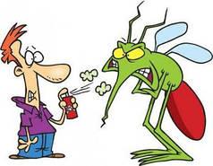 Защитные средства от насекомых