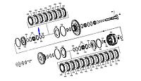 Кольцо под стопор КПП 4642308084