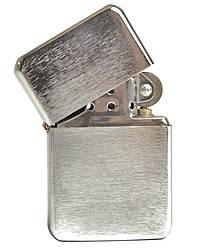 Зажигалка бензиновая (кварцевый металл) Mil Tec Sturm