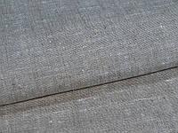 Льняная плотная неокрашенная ткань (шир. 210 см)
