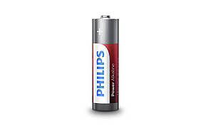 Батарейка PHILIPS Power Alkaline AA/LR6