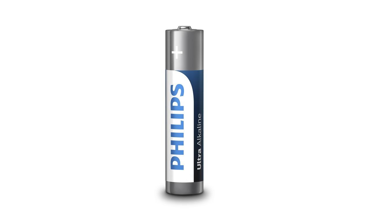 Батарейка PHILIPS ULTRA Alcaline AAA/LR03