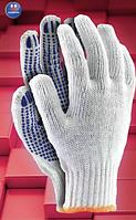 Перчатки рабочие с ПВХ покрытием RDZN600