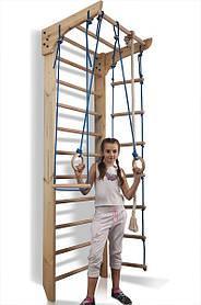 Детский спортивный уголок Kinder 2-240 (ТМ SportBaby)