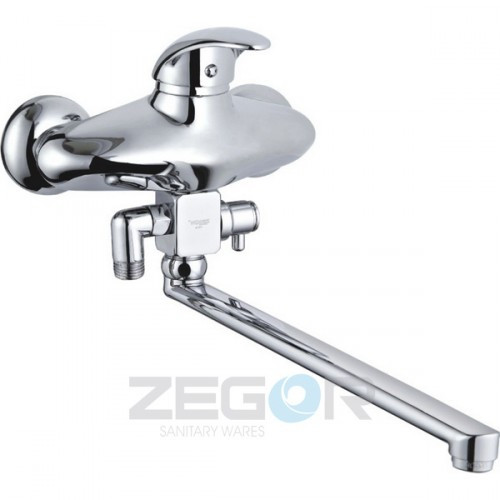Смеситель для ванной Zegor Z63-FEA-A112