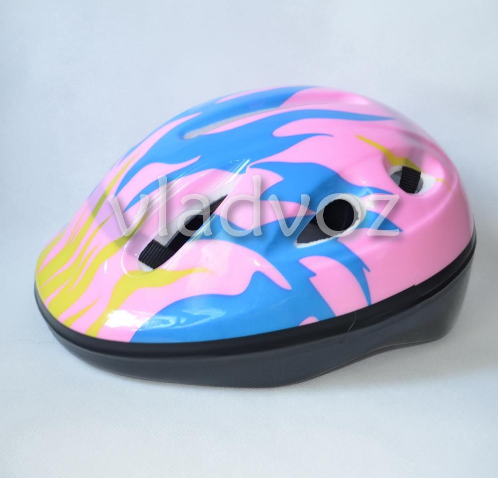 Детский шлем велосипедный для роликов велошлем №4