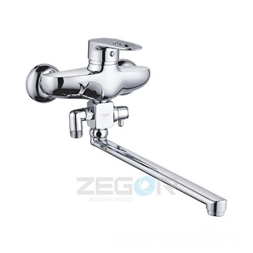 Смеситель для ванной Zegor Z63-FGB-A185