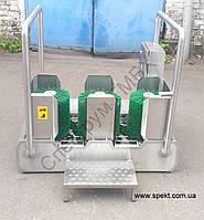 Станция для дезинфекции голенищ и подошв  , фото 1