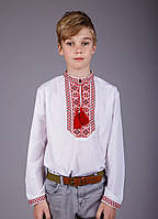 Вышитая рубашка на мальчика