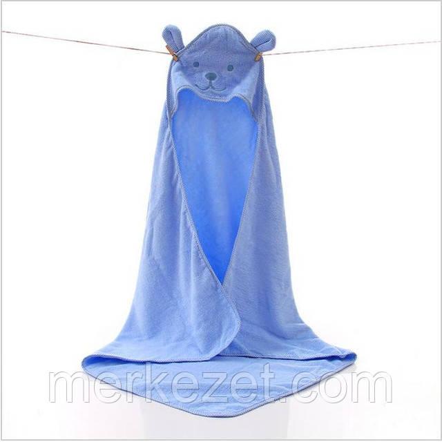 уголок для купания, конверт, полотенце, детское полотенце, полотенце для купания, полотенце с капюшоном