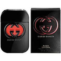 Парфюмированая вода Gucci Guilty Black Pour Femme 75ml(гуччи гуилти)