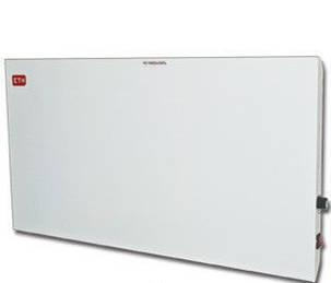 металлический настенный обогреватель СТН НЭБ-Мтэ-НС 0,5/220 с электронным терморегулятором , фото 2