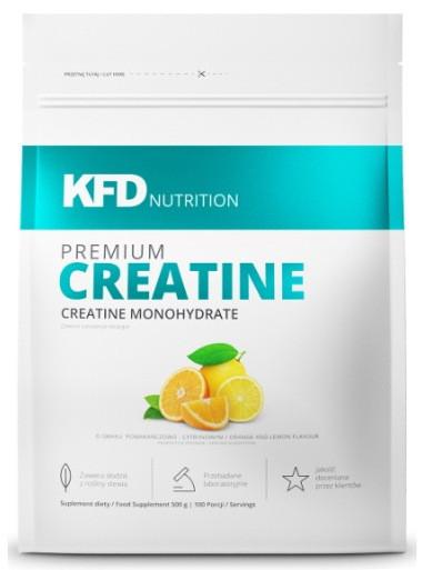 KFD Premium Creatine 500g
