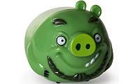 Angry Birds: свинка Леонард на колесиках