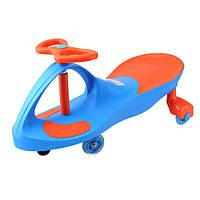 Машинка Smart Car NEW голубой (код 118-365104)