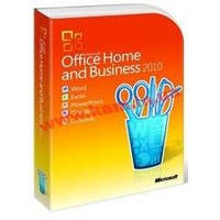 Офисное ПО Microsoft Office Home and Business 2010 32/ 64Bit Russian OEM (T5D-00044)