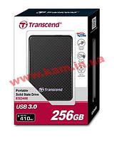 SSD-накопитель Transcend ESD400 256GB (TS256GESD400K)