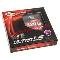 """SSD-накопитель 2.5"""" SATA III 120Gb Team Ultra L5 (T253L5120GMC101)"""