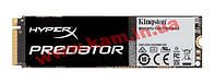 SSD накопитель Kingston HyperX Predator 240GB M.2 PCIe 2.0 x4 MLC (SHPM2280P2/240G)