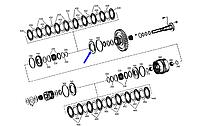 Кольцо стальное КПП