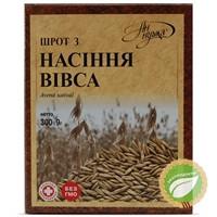Шрот насіння вівса 300г