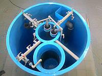 Установка глубокой биологической очистки сточных вод Биолидер 2