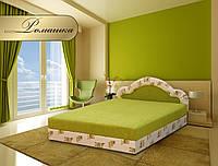 Кровать полутороспальная Ромашка с подъемным механизмом