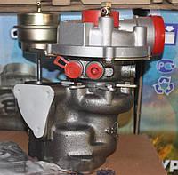Турбокомпрессор ТКР ККК К03. Автомобиль Audi A4 1.8T / Audi A6 1.8T / VW Passat B5 1.8Т. Двигатель APU / ARK.