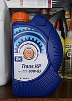 Трансмиссионное масло ТНК Trans KP 80w85 GL-4 (1 литр)