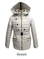 Куртка весенняя для девочки  подростковая , фото 1