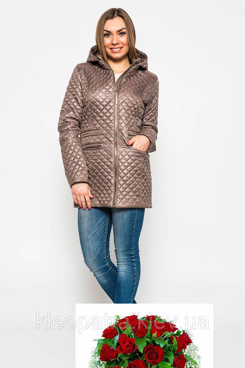 Демисезонная куртка женская Prunel 432