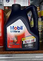 Моторное масло Mobil Ultra Esso Ultra 10w40 (4литра)