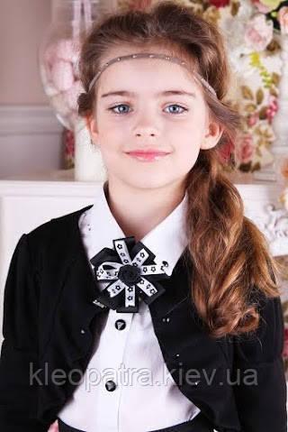 Болеро для девочки в школу рост 116см