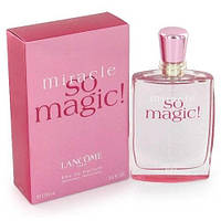 Женская парфюмерная вода Lancome Miracle So Magic (Ланком Миракл Со Меджик)